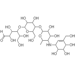 acarbose graph