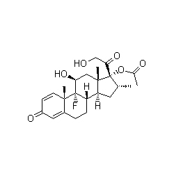 dexamethasone acetate graph