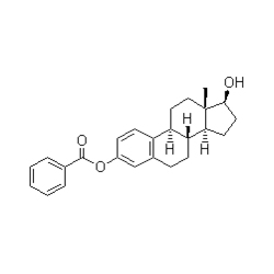 estradiol benzoate graph