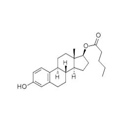estradiol valerate graph
