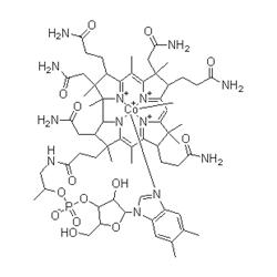 mecobalamin (vit-b12) graph
