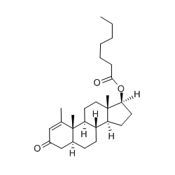 methenolone enanthate graph