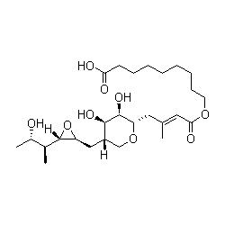 mupirocin graph