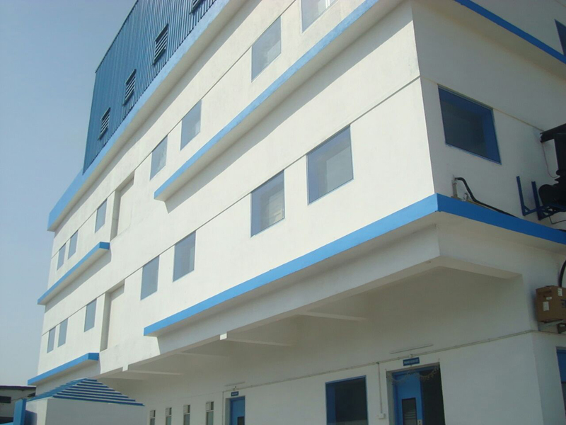 Samex Overseas Manufacturing Unit for Active Pharmaceutical Ingredients (APIs), Bulk drug intermediates, and specialty chemicals.
