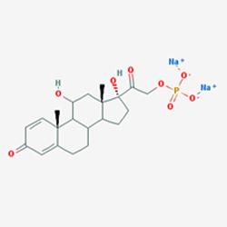 prednisolone sodium phosphate graph