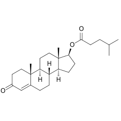 testosterone isocaproate graph