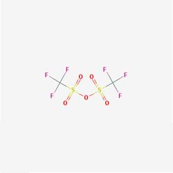 trifluoro-methane sulphonic anhydride graph